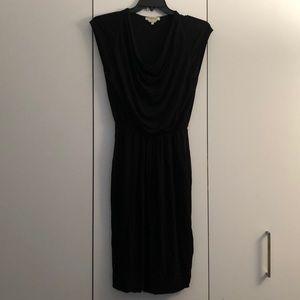 MaxMara Knit Cowl Dress